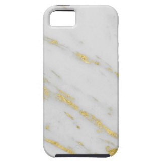 Rose Gold Marble Fashion iPhone 5 Cover