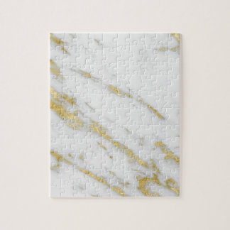 Rose Gold Marble Fashion Jigsaw Puzzle