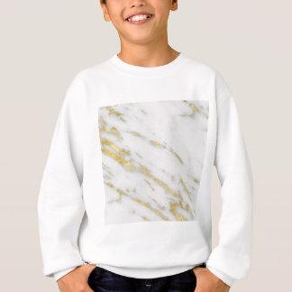 Rose Gold Marble Fashion Sweatshirt