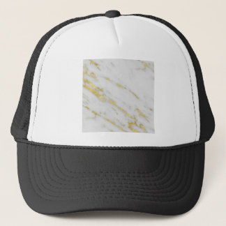 Rose Gold Marble Fashion Trucker Hat