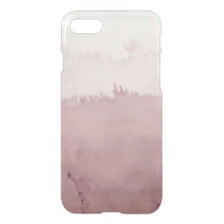 Rose Gold Ombre Blush Texture iPhone 8/7 Case