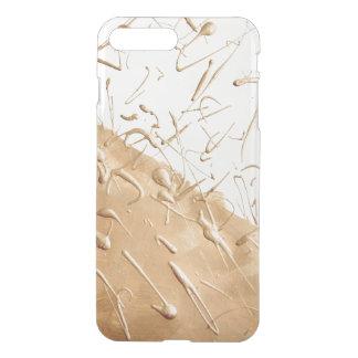 Rose Gold Rain iPhone 8 Plus/7 Plus Case