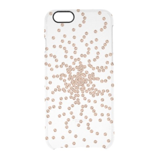 Rose Gold Swarovski Crystals Gemmes Case