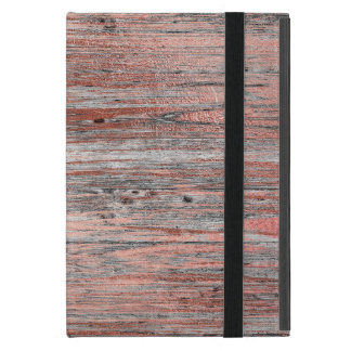 Rose Gold Wood Distressed No Kickstand iPad Case 2