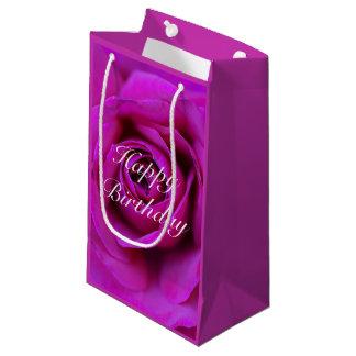 Rose Happy Birthday Gift Bag