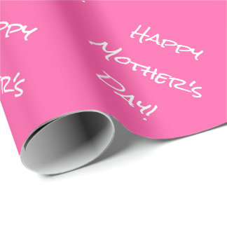 Rose Happy Mother's Day Jessica's Fave Wrapping Paper
