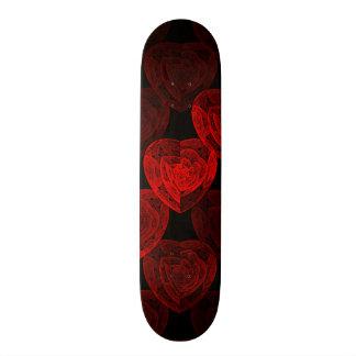 Rose Hearts Skateboards