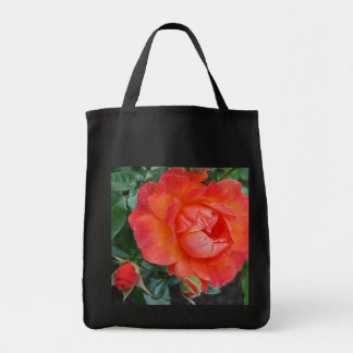 rose herbs flowersthe sun rose tote bag