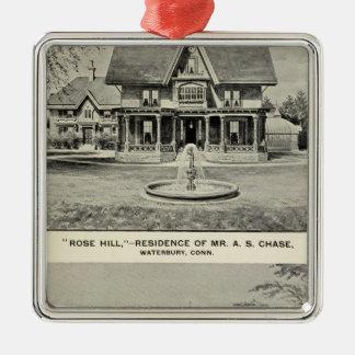 Rose Hill, Judd residence Metal Ornament