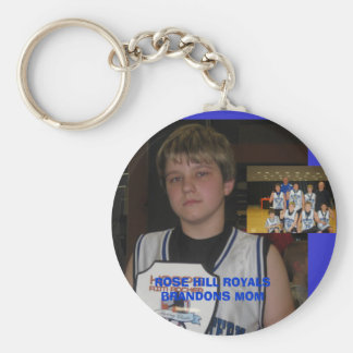 ROSE HILL ROYALSBRANDONS MOM KEYCHAIN
