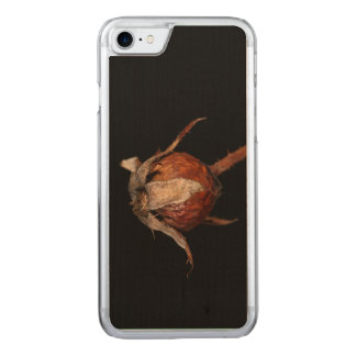 Rose Hip Carved iPhone 8/7 Case