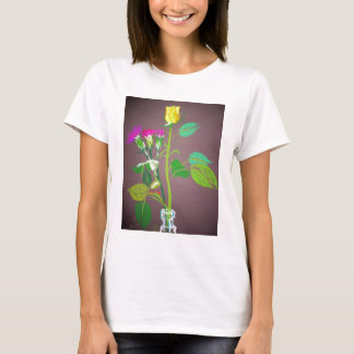 Rose in a bottle T T-Shirt