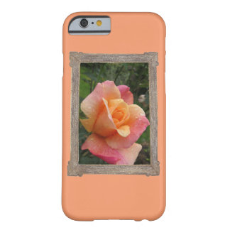 Rose in A frame Barely There iPhone 6 Case