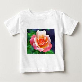 Rose in Full Bloom Baby T-Shirt