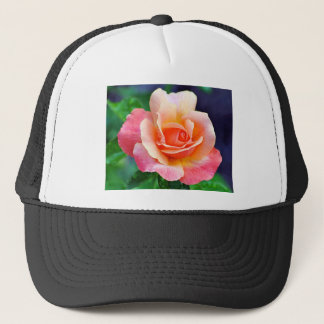 Rose in Full Bloom Trucker Hat