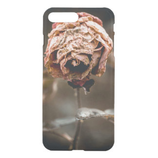 Rose iPhone 7 Plus Clearly Deflector Case