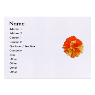 Rose Large Business Card