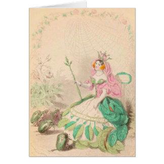 Rose Les Fleurs Card