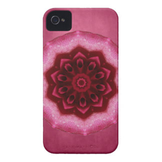Rose Mandala Blackberry Case