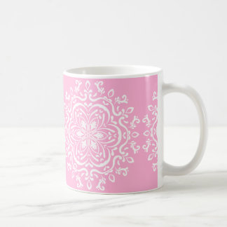 Rose Mandala Coffee Mug