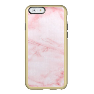 Rose Marble & Gold iPhone Case 6/6s