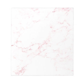 Rose Marble Notepad