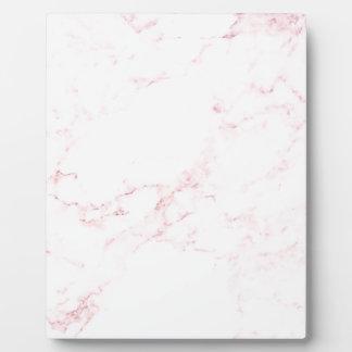 Rose Marble Plaque