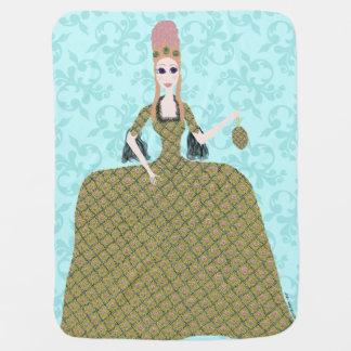 Rose Marie Baby Blanket