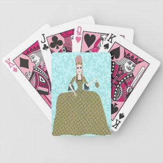 Rose Marie Bicycle Playing Cards