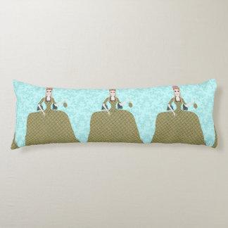 Rose Marie Body Pillow