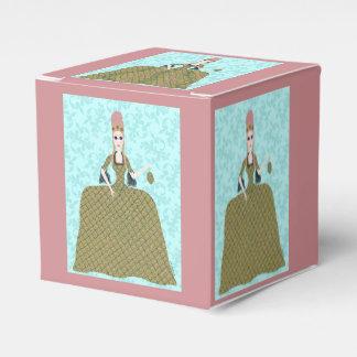 Rose Marie Favor Boxes