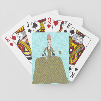 Rose Marie Playing Cards