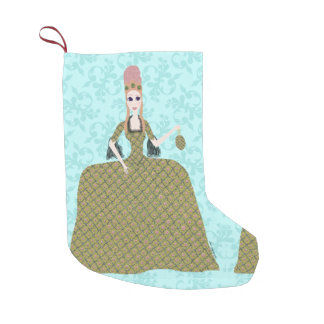 Rose Marie Small Christmas Stocking
