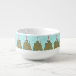 Rose Marie Soup Mug