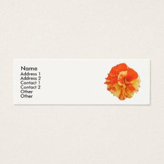 Rose Mini Business Card