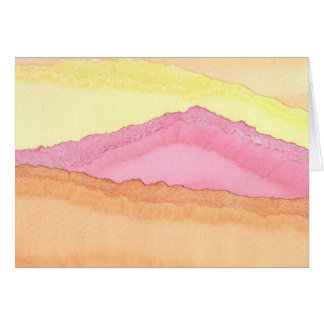 Rose Mountain by Cynthia Wenslow Card