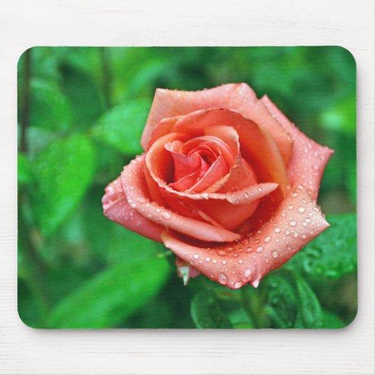 Rose mousepad