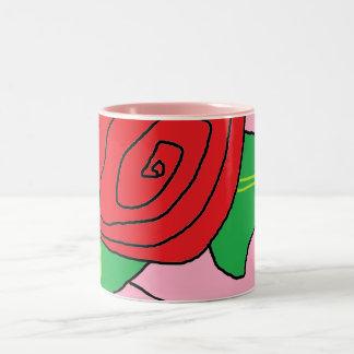 Rose Mug 2