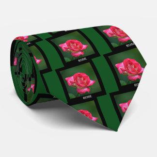 Rose (National Flower) Tie