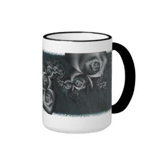 rose nostalgia ringer mug
