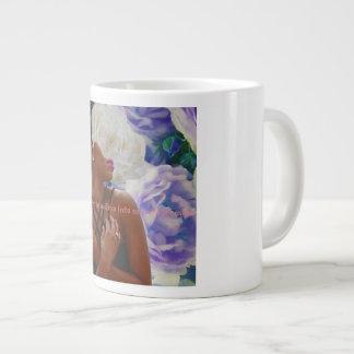 Rose of Dreams Large Coffee Mug