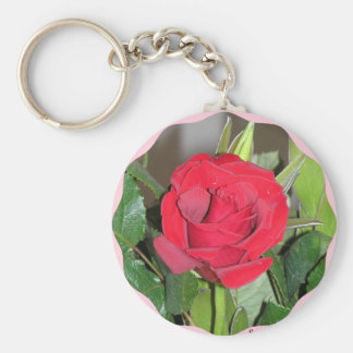 Rose of Love ~ Key Chain