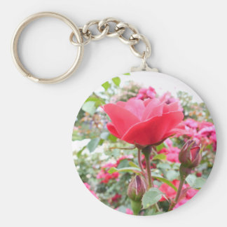 Rose of Love Key Chains