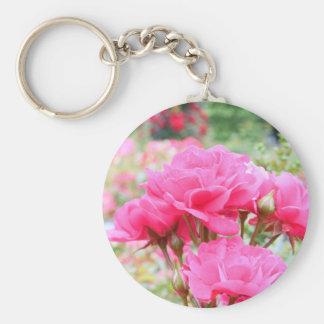 Rose of Love Key Chain