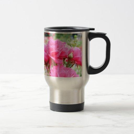 Rose of Love Coffee Mugs