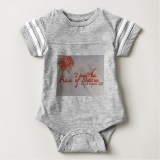 rose of sharon baby bodysuit