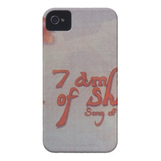rose of sharon Case-Mate iPhone 4 case