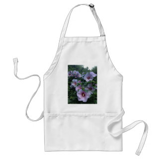 Rose of Sharon Flowers Standard Apron