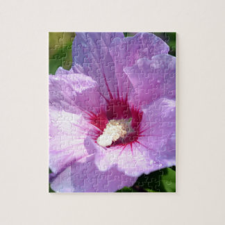 Rose of Sharon Jigsaw Puzzle