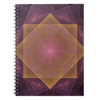 Rose of wind notebook